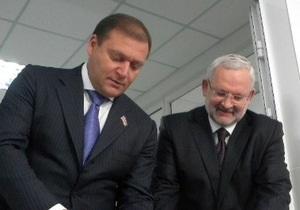 СМИ: Янукович может назначить губернатором Львовской области зама Добкина