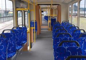 трамвай №12 - Новости Киева - В Киеве снова начал курсировать трамвай в Пущу-Водицу