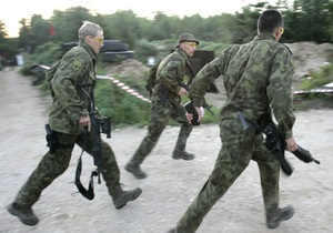 Эстония будет привлекать молодежь в армию с помощью 3D-рекламы