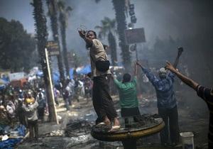 Египет - Совбез ООН осудил насилие в Египте
