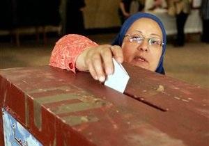 Почти 80% египтян проголосовали за ограничение власти президента