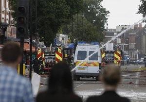 Семья убитого лондонца осудила жестокие погромы в городе
