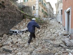 Число украинцев, погибших в результате землетрясения в Италии, возросло