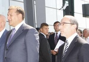 Добкин и Кернес не намерены баллотироваться в Раду
