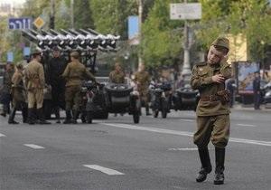 День Победы: Во всех городах-героях пройдут парады, в десятках других городов - шествия