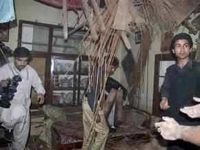 Американский беспилотник нанес удар по лагерю талибов в Пакистане