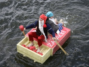 Фотогалерея: Не взлетим - так поплаваем
