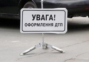 На трассе Киев - Одесса в результате ДТП произошла утечка аммиака