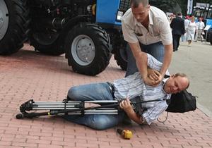 Журналист СТБ: Прокуратура отказалась возбудить уголовное дело против охранника Януковича