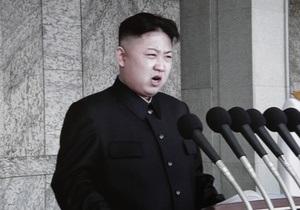 Северная Корея: первое публичное выступление Ким Чен Ына