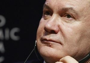 Журналисты подслушали рингтон на телефоне у Януковича