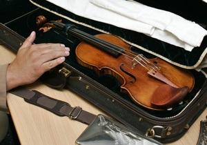 В Швейцарии потерянную скрипку Страдивари оставили в бюро находок