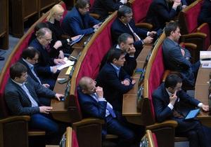 Рада на этой неделе: от киевских выборов до отставки правительства