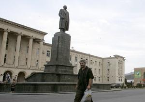 Российские коммунисты намерены установить в Саратове памятник Сталину