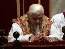 Папа Римский начал крестный ход