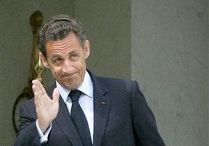 Саркози заявил, что Украина и Грузия могут вступить в НАТО