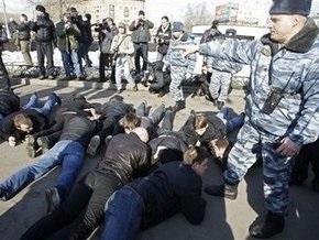 В День народного гнева в Москве задержаны 43 провокатора