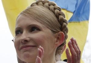 Тимошенко расскажет о планах на будущее