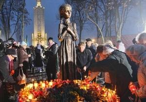 СБУ передает в Генпрокуратуру материалы дела о Голодоморе