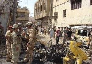 В результате взрывов в Багдаде погибли около 70 человек