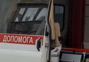 В Киеве пытались подорвать владельца кафе