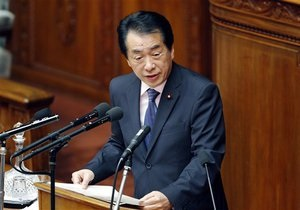 Премьер Японии заявил, что страна может пойти по пути Греции