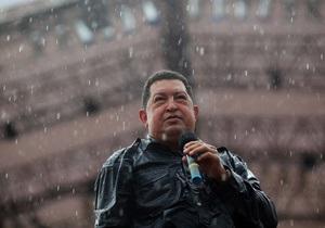 Чавес передал часть полномочий вице-президенту
