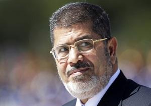 Мурси предложил создать коалиционное правительство