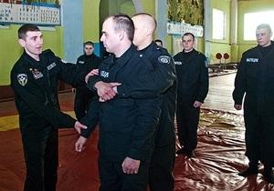 Правоохранители из Франции и Румынии поделятся опытом с внутренними войсками МВД Украины