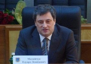 Одесский губернатор заставит чиновников  на коленях обползать всю область