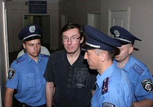 Луценко: Я прекращаю голодовку