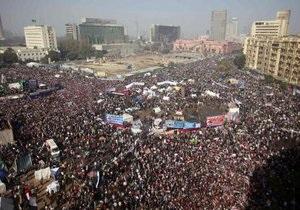 В Египте проходит сразу несколько акций протеста
