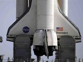 Запуск Discovery отложили на сутки