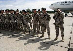 Латвия может увеличить воинский контингент в Афганистане
