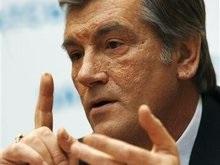 Ющенко недоволен финансированием борьбы с онкологическими заболеваниями