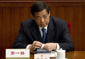 Китай: в отставке партийного босса винят клеветников
