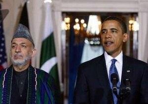 Обама без предупреждения прилетел в Афганистан