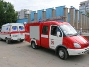 Милиция задержала лиц, распылявших неизвестный газ в Мелитополе