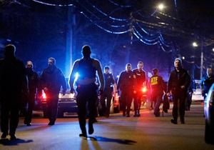 Подозреваемый в совершении бостонского теракта убит - СМИ
