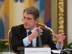Ющенко считает справедливым решение суда по Змеиному