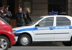 Из-за ДТП с участием милицейской машины отправили в отставку начальника московского ОВД