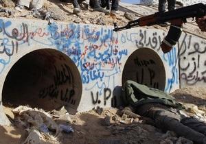 ПНС: Убийцы Каддафи предстанут перед справедливым судом