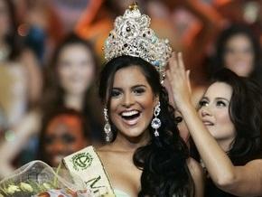 Фотогалерея: Победительницы конкурса Мисс Земля-2009
