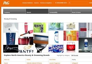 Procter&Gamble делает ставку на рекламу в соцсетях