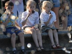 Кабмин выделил 17,5 млн гривен на оздоровление и отдых детей летом