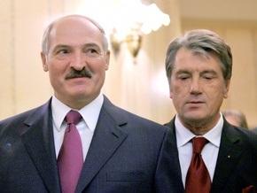 Новые известия: Лукашенко гостит на  оранжевой  Украине