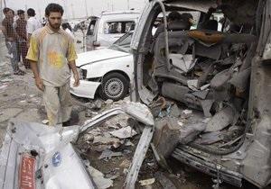 10 убитых при взрыве в районе иракской Басры