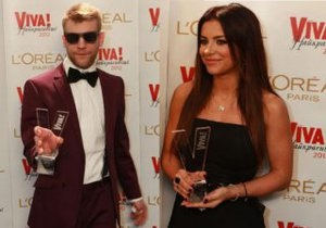 Viva- самые красивые - Ани Лорак - Названы самые красивые люди Украины