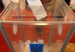 В Ужгороде кандидат на должность мэра города проголосовал за своего конкурента