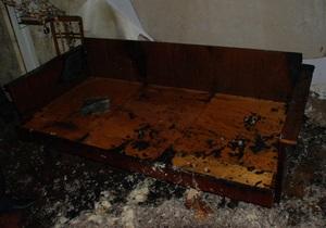 Пожар в Николаевской области: погибла 73-летняя женщина